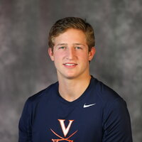 3rd-year Varsity student-athlete at the University of Virginia, studying Finance and pursuing Investment Banking