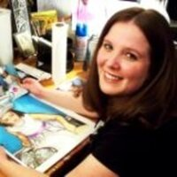 Art teacher and Children's Book Illustrator with over 22 years of teaching art throughout the United States and over 3 years teaching art online, internationally.