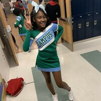 Award winning Varsity High School Cheerleader with 10 years of Dance experience