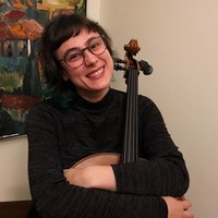 Cellist, M.M. in Cello Performance ('19), Cello teacher and performer, studying for 19 years