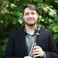 Clarinetist earning B.M. in music performance, giving lessons online or in person in the TLH area