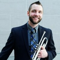 Classically trained trumpeter. Graduate of the Eastman School of music and prize winner in the 2019 National Trumpet Competition.