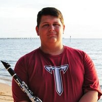 College clarinetist who has been apart of many large ensembles in High School.