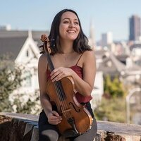 Conservatory student majoring in Viola Performance offering private lessons on violin/viola to all ages
