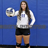 Current college volleyball player, started playing in 7th grade. Volleyball is my passion.
