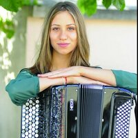 MA degree accordionist, with teaching experience on piano and button accordion as well!