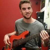 Electric and Upright Bass lessons from recent graduate from Berklee College of Music. I am also available for Theory, Ear Training, and Rhythm Tutoring as well as arrangement, production and orchestra