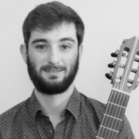 Elite affordable Guitar Lessons with International concert Artist, current Judicael Perroy student