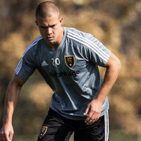 Former student athlete (UCLA) and current professional soccer player for Real Salt Lake!