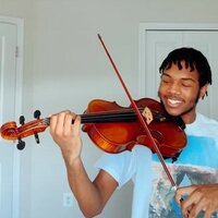 Co-Founder of a String trio, Future Music Performance Major (viola) in College. Lessons from home (online) in Maryland.