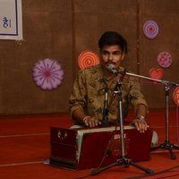 I give my clasees in bhopal in classical music and my own classes running