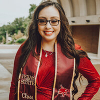 Graduate of Texas State University, I have a background in Biology as well as Chemistry