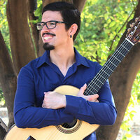 Guitarist with a Master's degree in classical guitar performance located in Northridge, Ca.