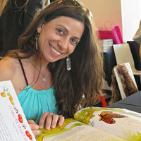 Indian Temple Dancer - Odissi , practising since 2010, granted a scholarship by Indian Embassy