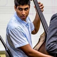 UM Jazz Performance student gives upright and electric bass lessons at home