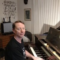 Music Educator and jazz pianist teaching Piano ONLINE USING ZOOM in your own home.