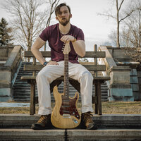 Music Industry graduate with 10+ years of guitar experience offering lessons in guitar basics, technique, theory, songwriting, and more in New Orleans