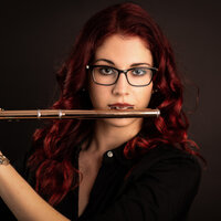 Music lessons by international flutist with Masters degree. Teaching over Skype or in person.