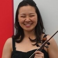 Passionate Taiwanese violinist who currently lives in Boston and believes everyone deserves music education.
