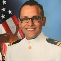 Prior high school teacher and college professor and now Navy Physician with a passion for teaching.