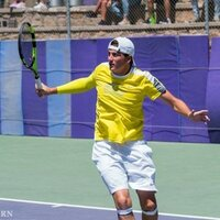 Ex pro tennis player offering tennis lessons in Melbourne Fl to all ages.