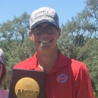 Professional golfer/trainer. NCAA National Champion Athlete, NCAA All American. Recent college Graduate