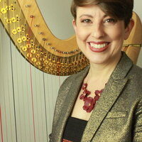 Professional Harpist with 27+ years of performing and 20+ years of teaching.