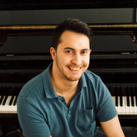 Professional Piano Player, Teacher, Composer, and Music Producer with a lot of enthusiasm!