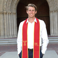 I am a recent cum laude graduate from USC. I currently work in investment banking in San Francisco.