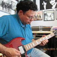Rock and Jazz Guitarist with over 20 years experience playing in bands and as a solo artist in Western New York.