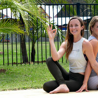 E-RYT 500 hr Yoga teacher in Long Beach, CA specialising in PRENATAL Yoga