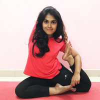 RYT200 Certified Hatha Yoga instructor spreading Mindful movement, Inspiring wellness and offering Gentle and Restorative classes