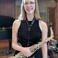 Second year Jazz Studies major at Northern Illinois University️️ Able to help students of any level advance in their musical craft