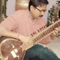 I am a sitar player and teaching indian classical music since 10 years.