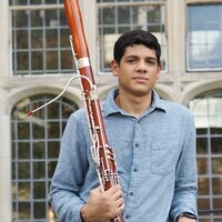 Venezuelan music performance student with 10 years of experience playing the bassoon in orchestral settings.