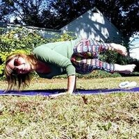 Yoga Alliance certified 200hr Yoga Teacher, with Trauma Informed Certification. I LOVE teaching wiggly children. My other holistic healing certifications include: Master Herbalist, Nutritionist, Refle