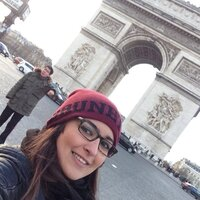 Young women who loves french and all about it , feel happy to help you to be perfectly a good french speaker
